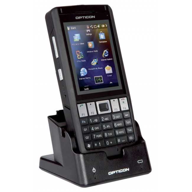 Colector de Datos Opticon H21 - Colector, Windows Mobile, Laser, 1D, 2D