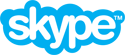 Ponte en conctacto con nosotros utilizando Skype!